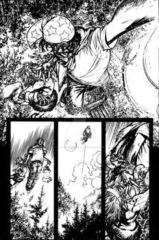 The Cape Fallen Issue 4 page 14 inks