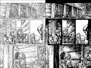 Hellboy: The Return of Effie Kolb #1 page 6