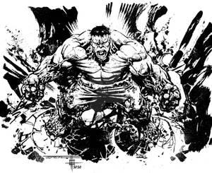 Hulk Inked