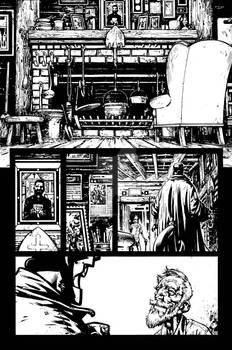Hellboy: The Return of Effie Kolb #1 page 2