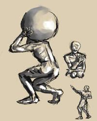 Figure Practice by lolagagcece
