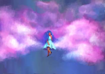 Cloudy by lolagagcece
