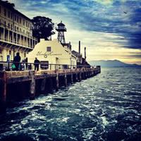 Alcatraz by BlankestCanvas
