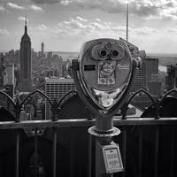 Top of the rock...