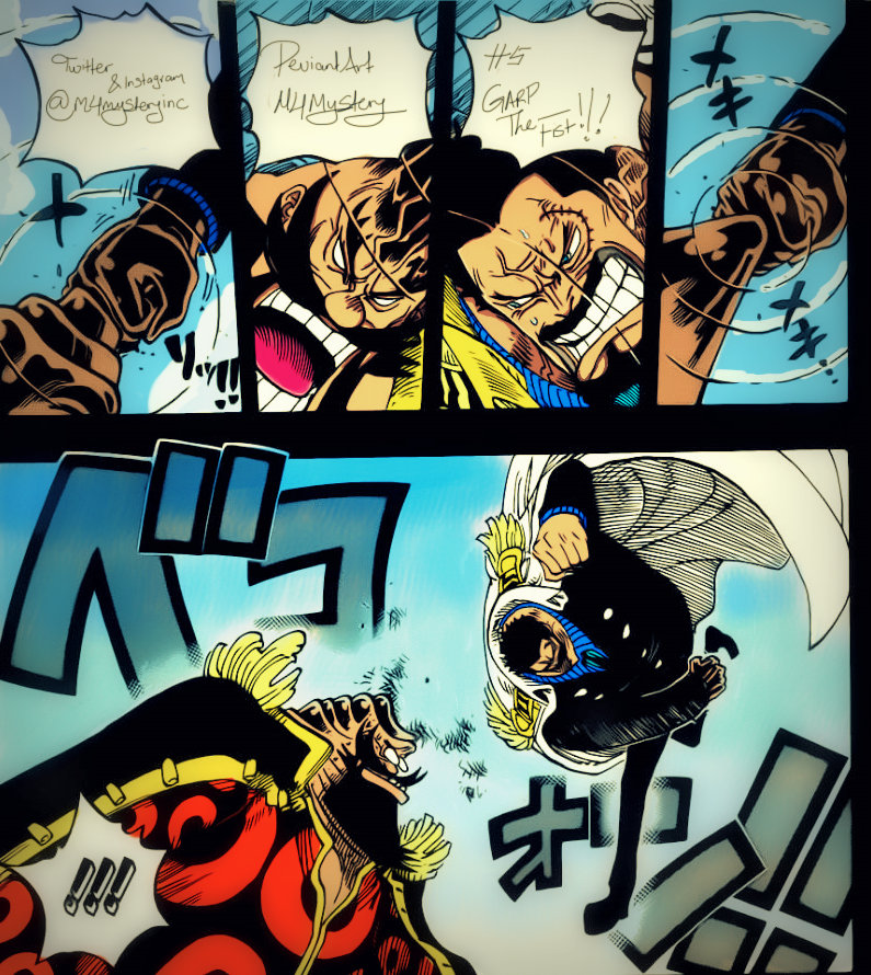 Garp the fist