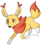 Fakemon: fernitz #2