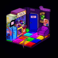 Pixel Arcade by Amphany