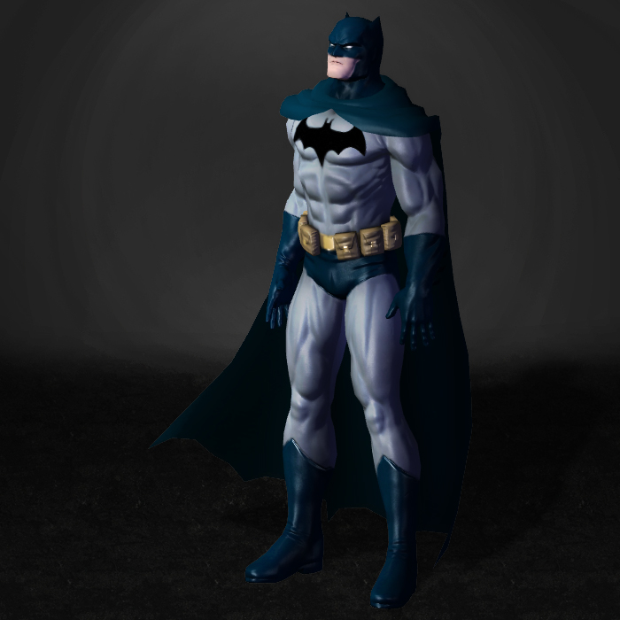 Batman GCPD (DC Universe Online) by Macgyver75 on DeviantArt
