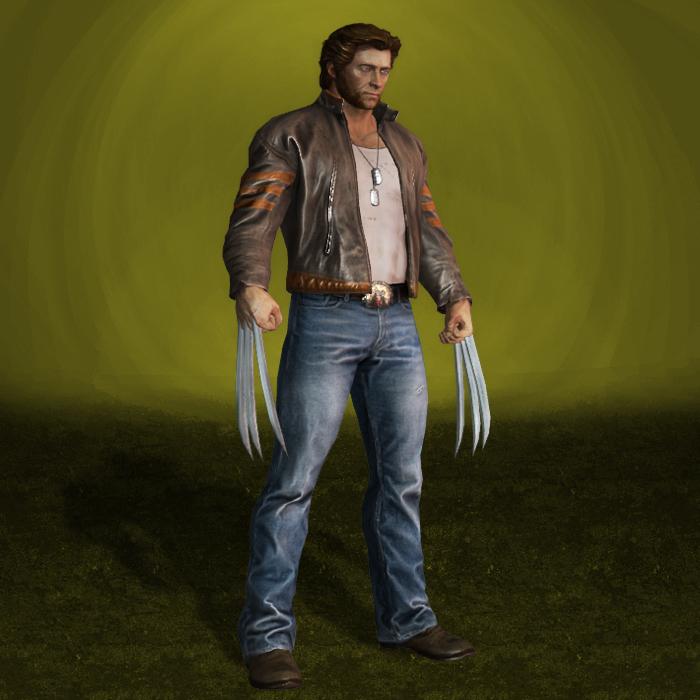 X-Men Origins Wolverine Logan Jacket Outfit by ArmachamCorp on DeviantArt