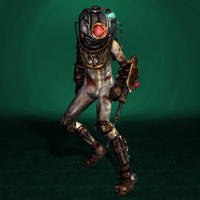 BioShock 2 Eleanore Big Sister by ArmachamCorp