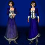 BioShock Infinite Elizabeth Corset