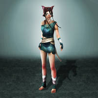Heavenly Sword Kai by ArmachamCorp