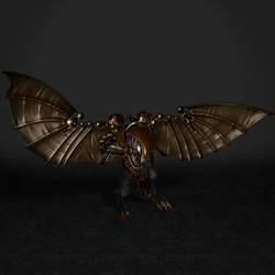 BioShock Inifinite Songbird by ArmachamCorp