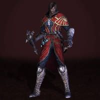Castlevania Lords of Shadow Gabriel Belmont by ArmachamCorp