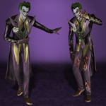 Injustice Gods Among Us The Joker Insurgency