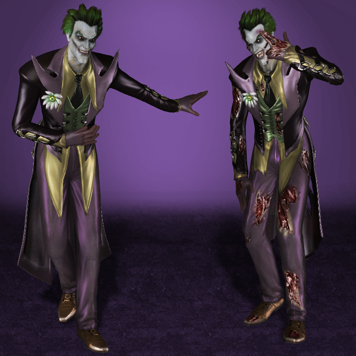 The Joker Injustice Insurgency Injustice Gods Among Us The