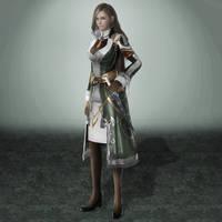 Final Fantasy XIII Jihl by ArmachamCorp