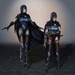 Injustice Raven