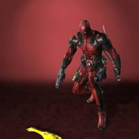 Deadpool Deadpool by ArmachamCorp