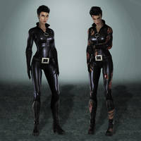 Injustice Catwoman Selina Kyle by ArmachamCorp