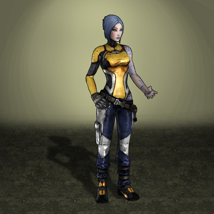 Angel Borderlands Mad 1 Angel Borderlands Mad 2 - Hot ...