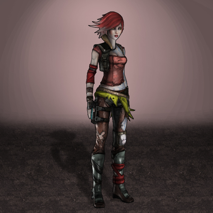Borderlands 2 Lilith by ArmachamCorp ...