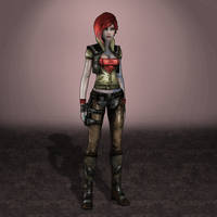 Borderlands Lilith by ArmachamCorp