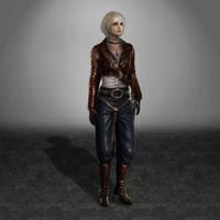 BloodMasque Iulia Lorentz by ArmachamCorp