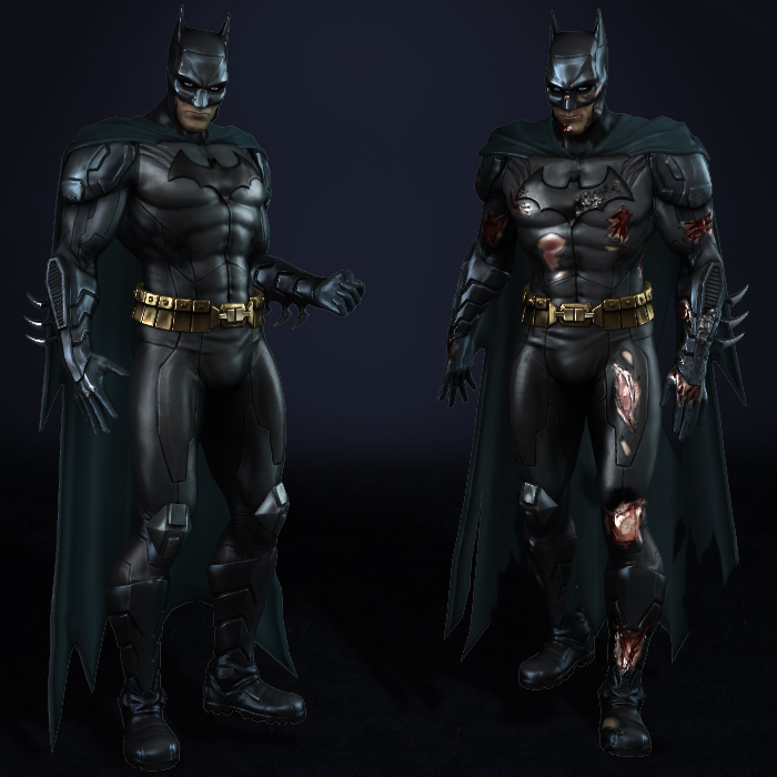 Injustice Gods Among Us Batman New 52 by ArmachamCorp on ...