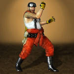 Dead Or Alive 5 Bass 2nd Outfit