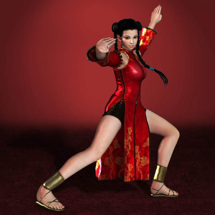 Dead Or Alive 5 Pai Chan DLC by ArmachamCorp on DeviantArt