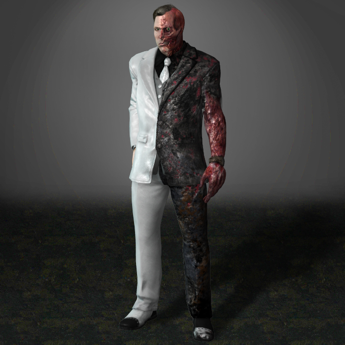 Two Face Arkham City | www.pixshark.com - Images Galleries ...
