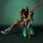 SMITE Guan Yu NEW