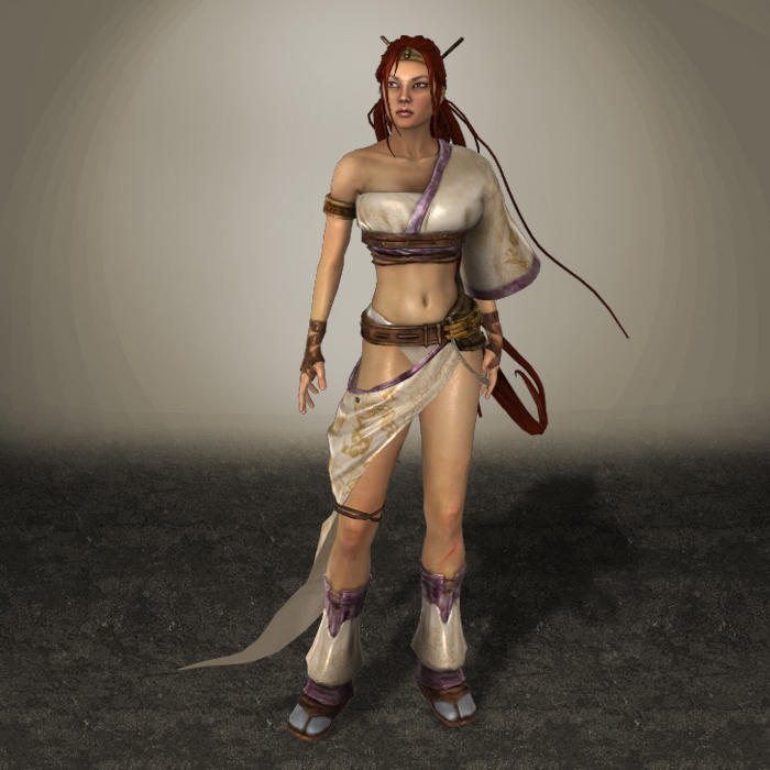 Heavenly Sword Nariko By Armachamcorp On Deviantart