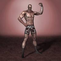 Deadpool Deadpool Skin by ArmachamCorp