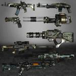 Singularity Weapons