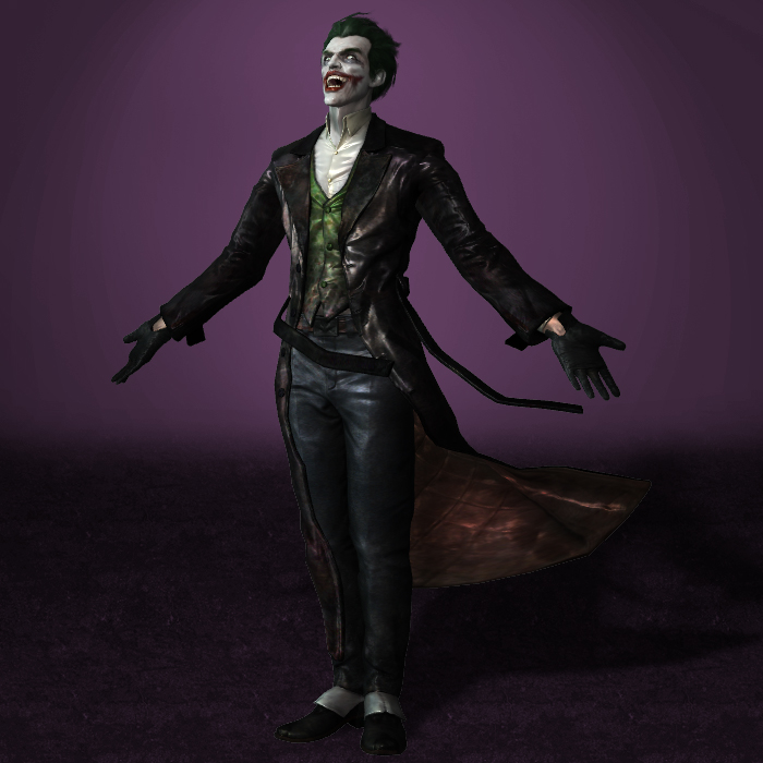 Batman Arkham Origins The Joker by ArmachamCorp on DeviantArt
