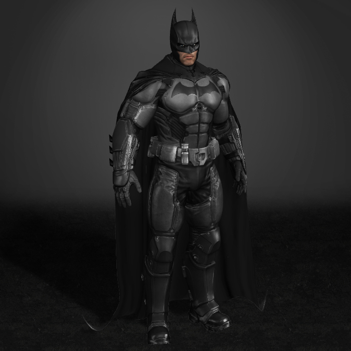 Batman Arkham Origins Batman by ArmachamCorp