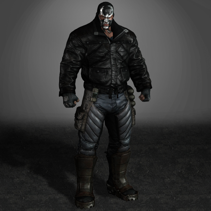Batman Arkham Origins Bane 1 by ArmachamCorp