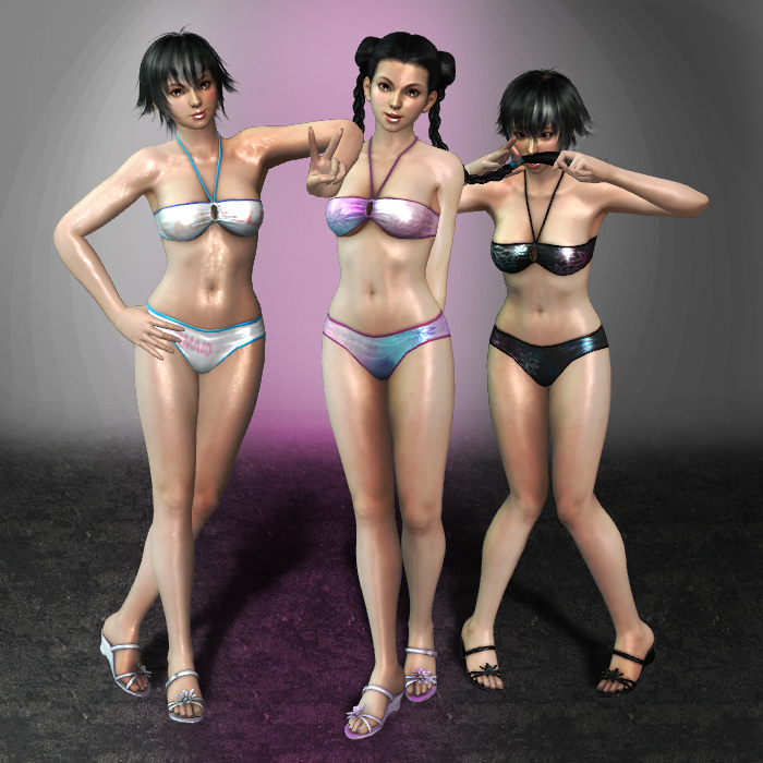 DeviantArt: More Like Dead Or Alive 5 Pai Chan Hotties by ArmachamCorp