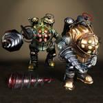 BioShock Infinite Burial at Sea Bouncer