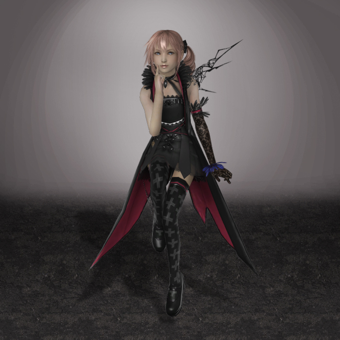 cosplay fantasy Lumina final