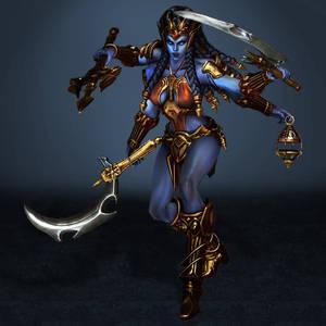 SMITE Kali V2