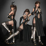 Dead Or Alive 5 Lei Fang 8