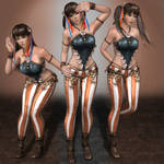 Dead Or Alive 5 Lei Fang 7