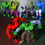 Ultimate Marvel vs Capcom 3 Hulk