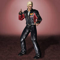 Dead Or Alive 5 Ultimate Jacky Bryant 1 by ArmachamCorp