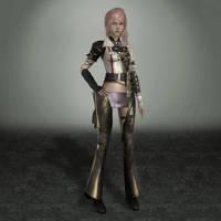 Lightning Returns FFXIII Lightning by ArmachamCorp