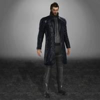 Deus Ex Human Revolution Adam Jensen by ArmachamCorp