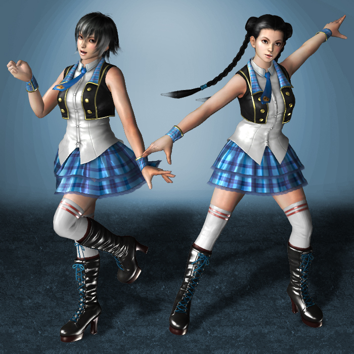 Dead Or Alive 5 Ultimate Pai Chan Casual by ArmachamCorp on DeviantArt